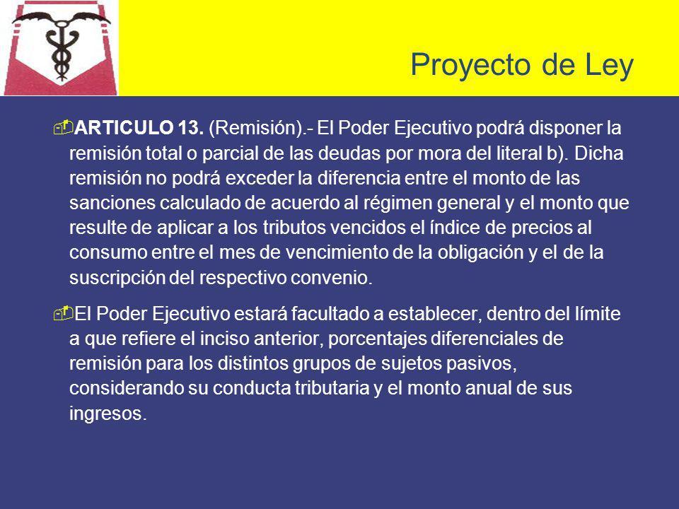 Proyecto de Ley