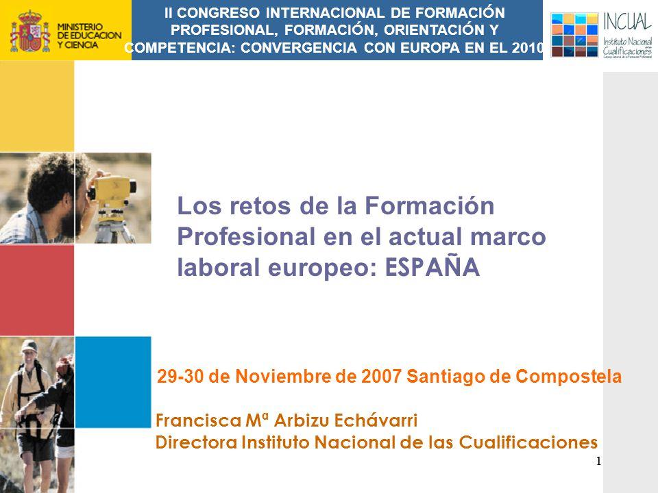 29-30 de Noviembre de 2007 Santiago de Compostela