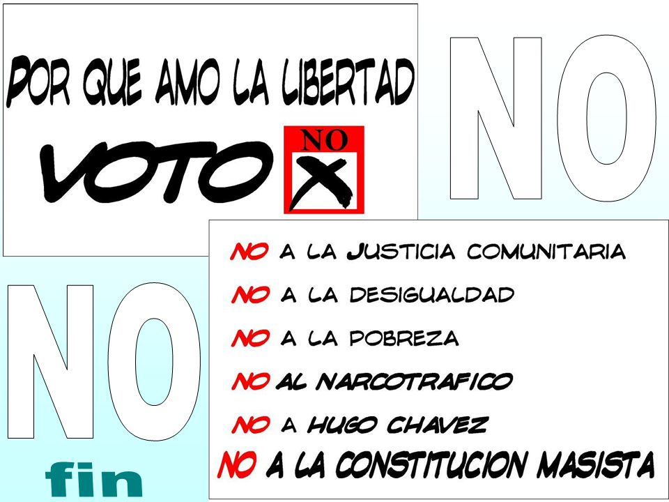 NO NO fin