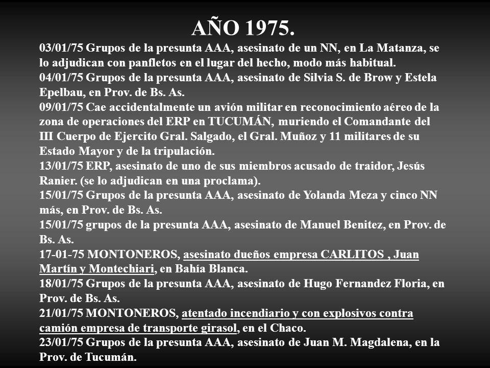 AÑO 1975.