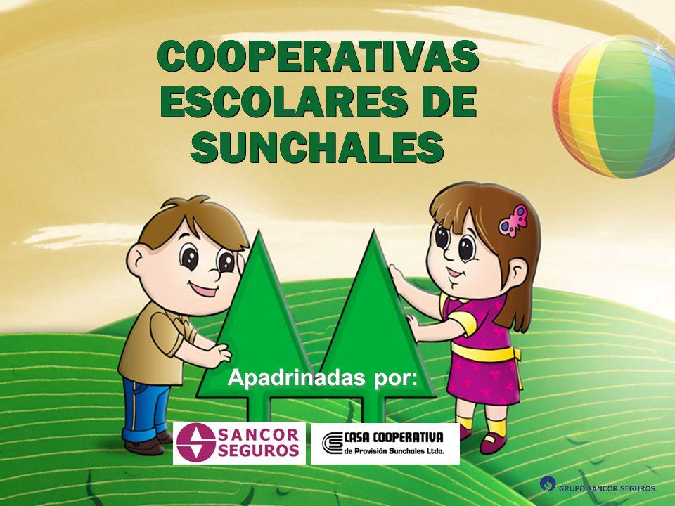 COOPERATIVAS ESCOLARES DE SUNCHALES COOPERATIVAS ESCOLARES DE