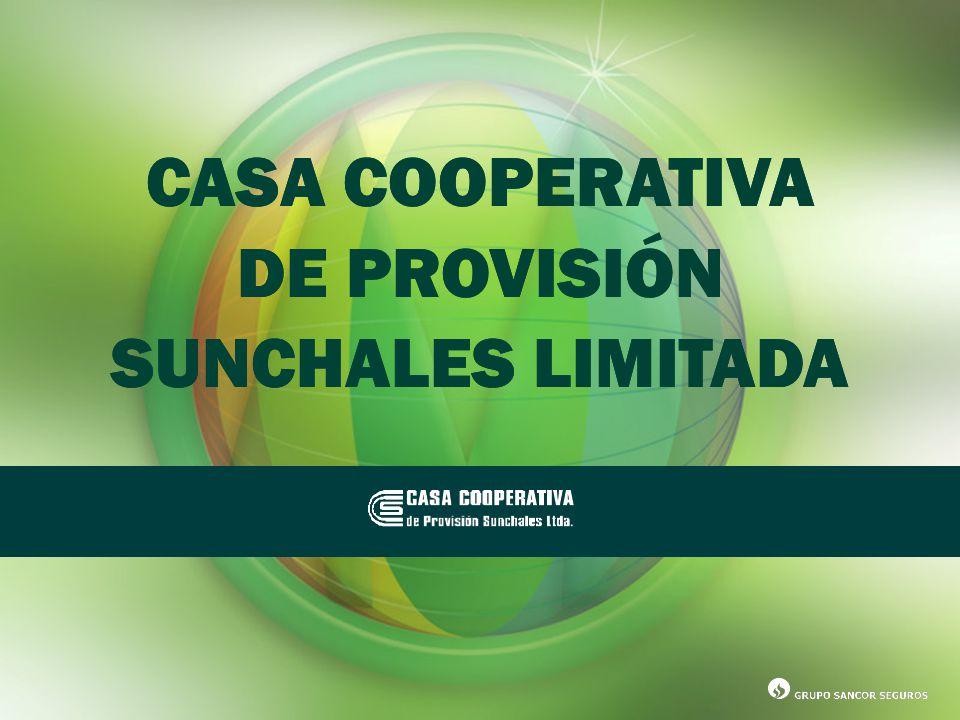CASA COOPERATIVA DE PROVISIÓN SUNCHALES LIMITADA CASA COOPERATIVA DE PROVISIÓN SUNCHALES LIMITADA
