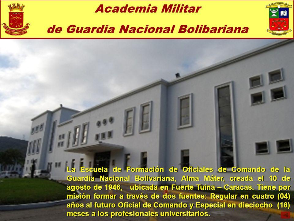 de Guardia Nacional Bolibariana