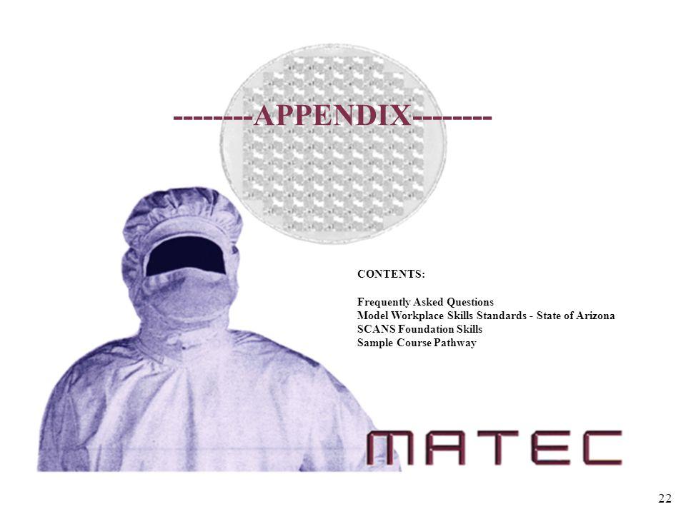 --------APPENDIX--------