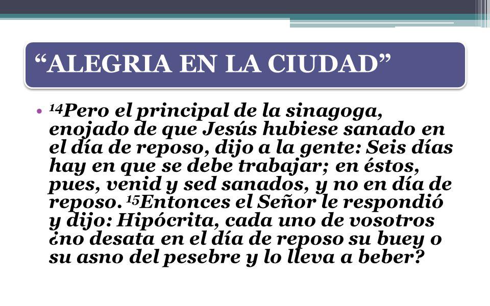 ALEGRIA EN LA CIUDAD