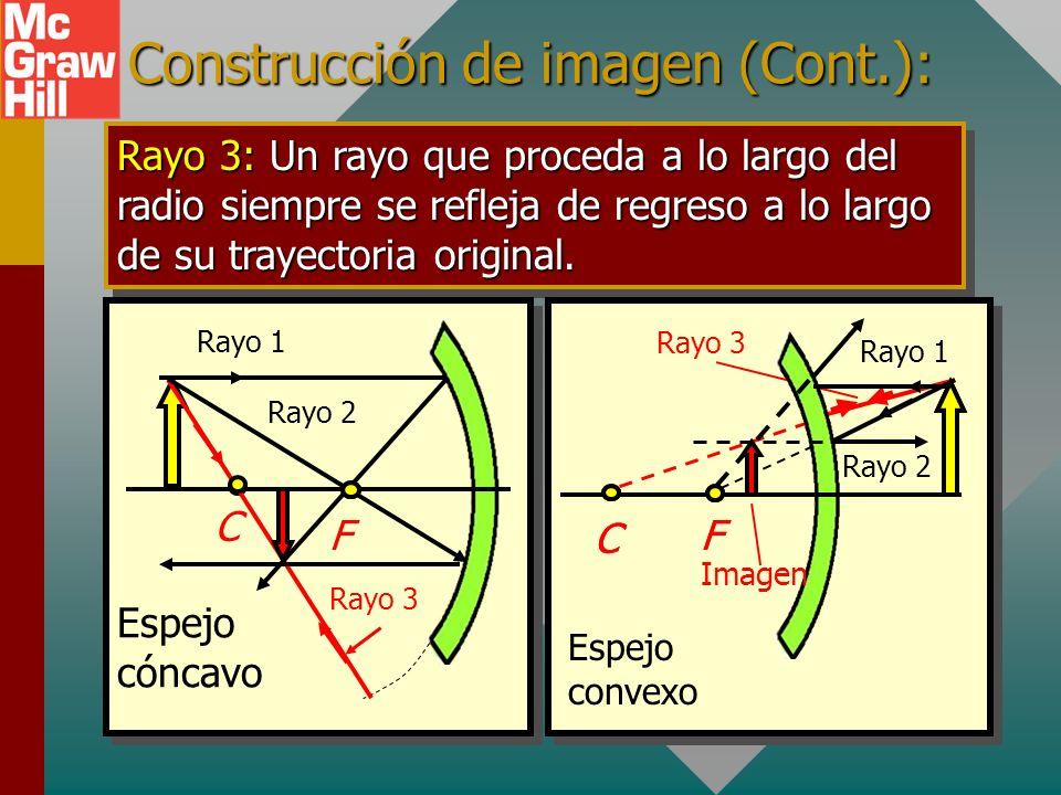 Construcción de imagen (Cont.):