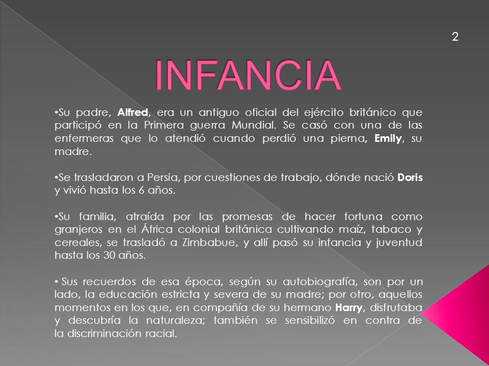 INFANCIA 2.