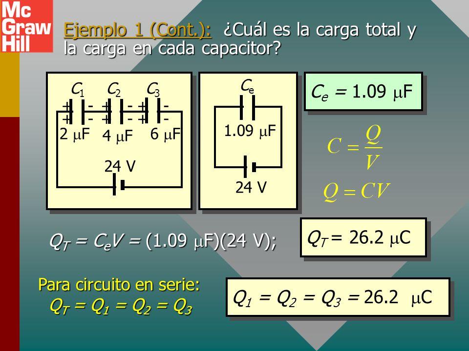 Circuito En Paralelo Ejemplos : Capítulo b circuitos con capacitores ppt descargar
