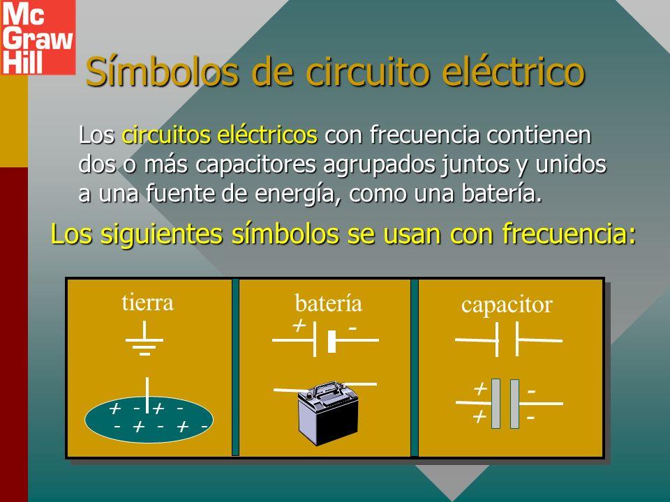 Símbolos de circuito eléctrico