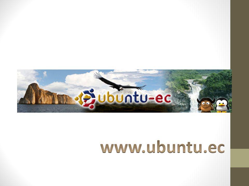 www.ubuntu.ec