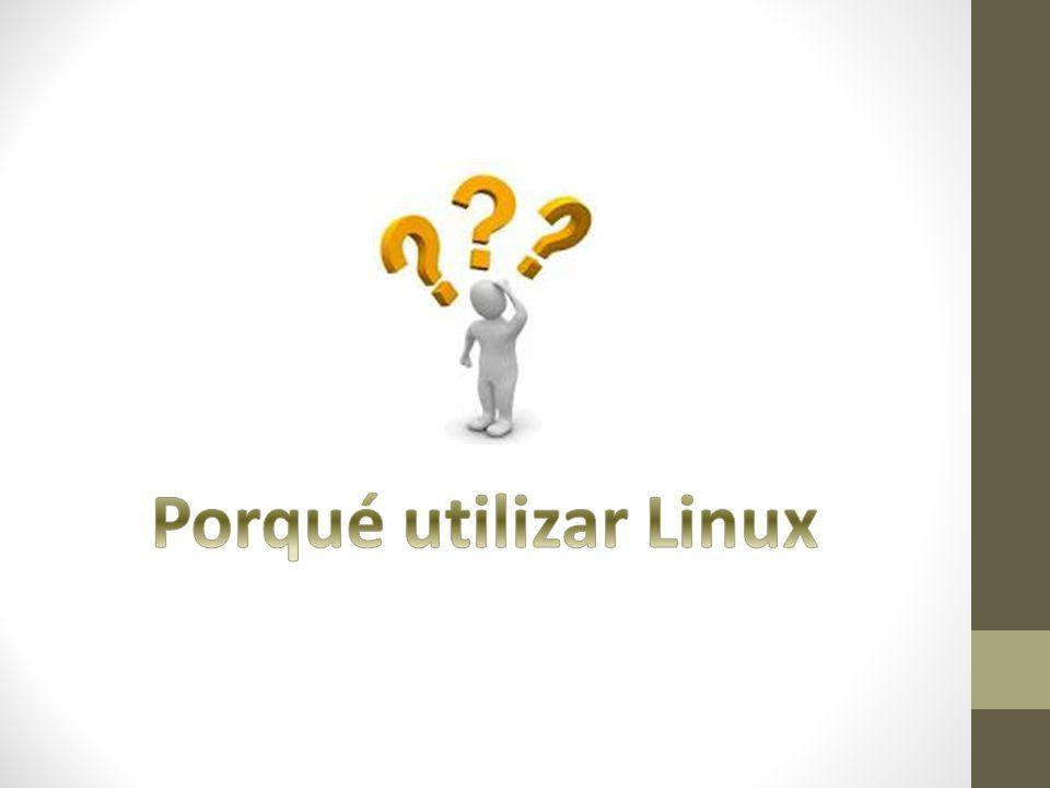 Porqué utilizar Linux