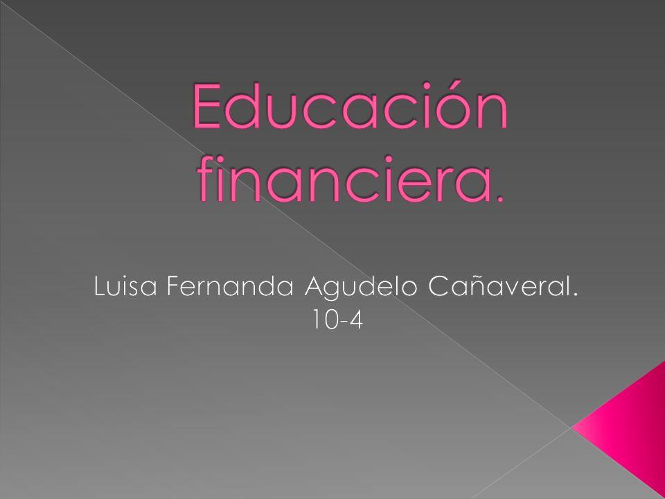 Luisa Fernanda Agudelo Cañaveral. 10-4