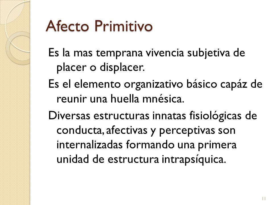 Afecto Primitivo