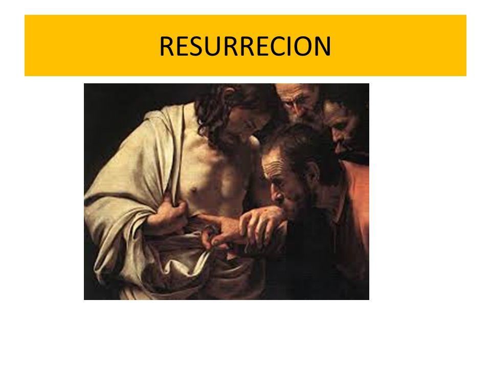 RESURRECION