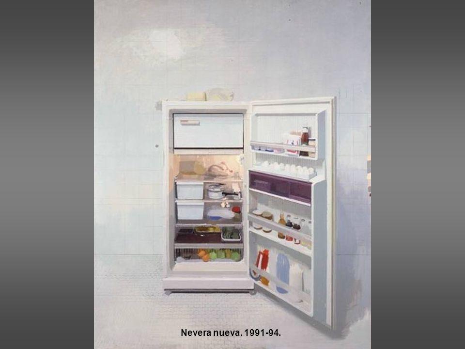 Nevera nueva. 1991-94.