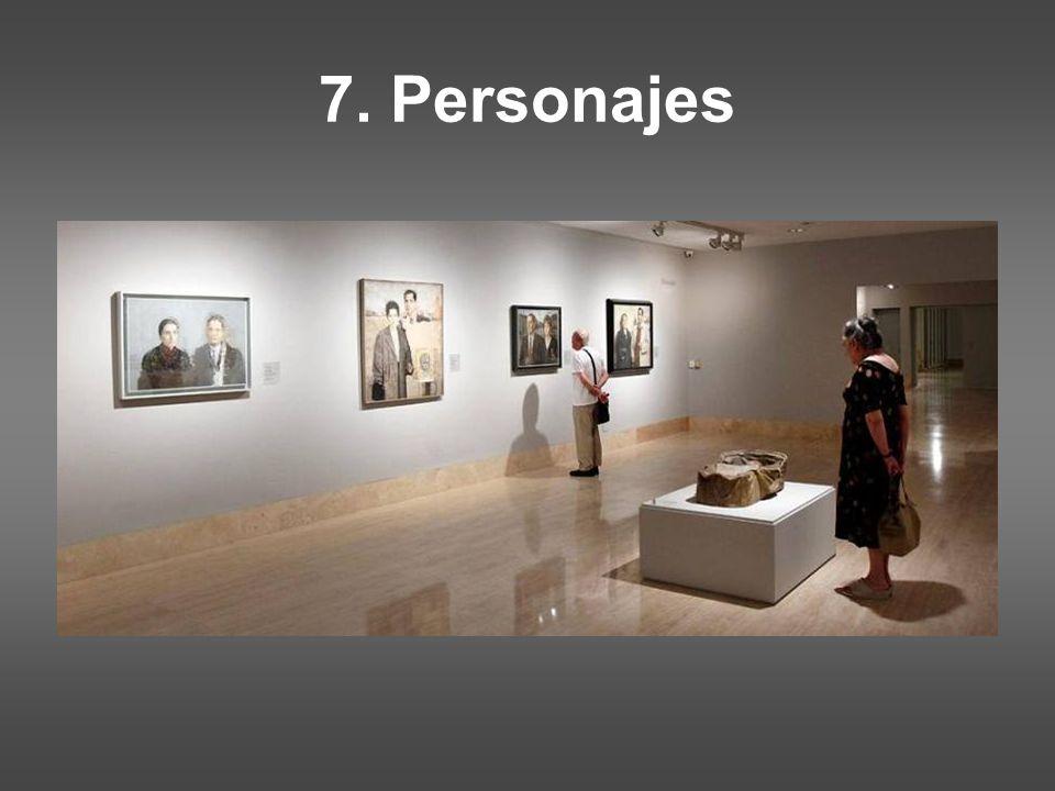 7. Personajes
