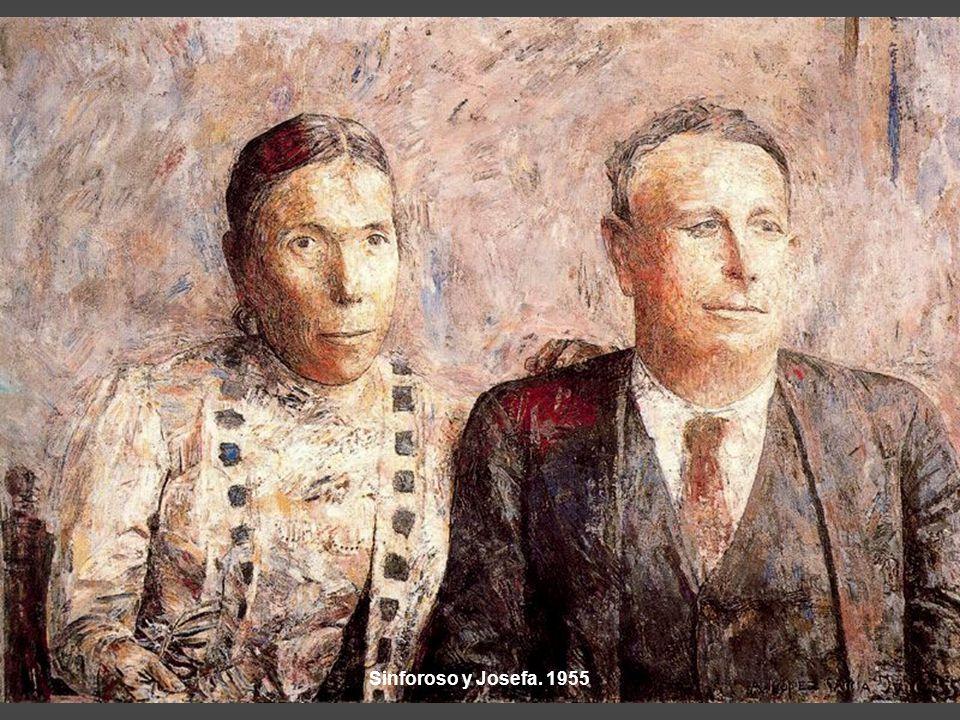 Sinforoso y Josefa. 1955