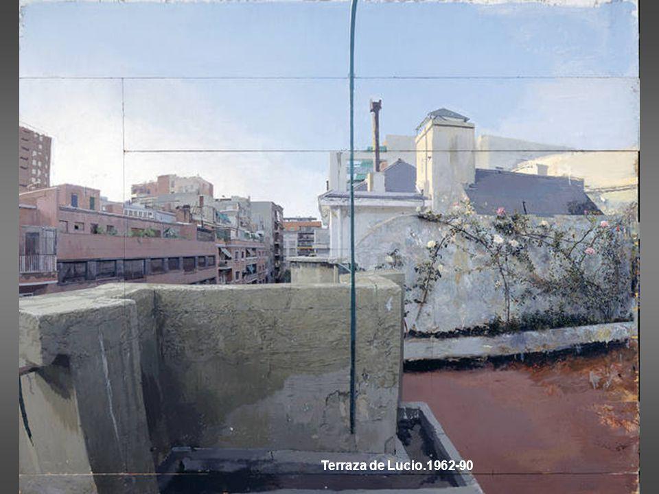 Terraza de Lucio.1962-90