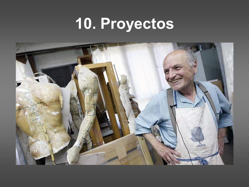 10. Proyectos