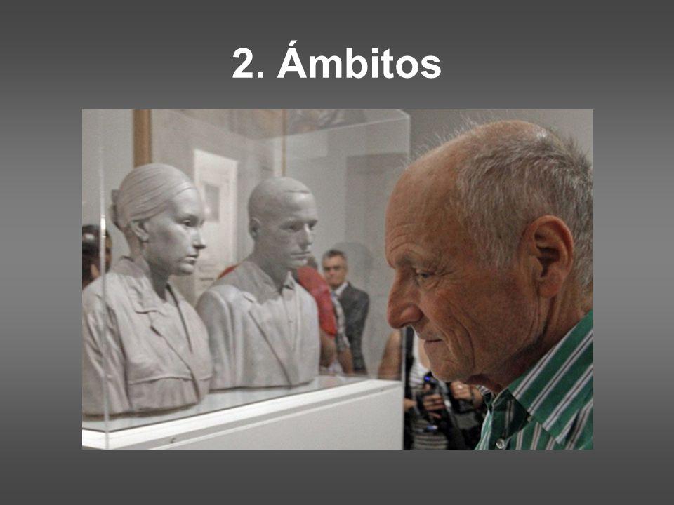 2. Ámbitos