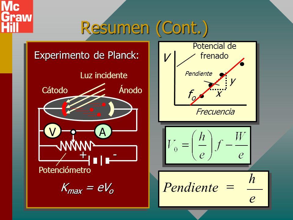 Experimento de Planck: