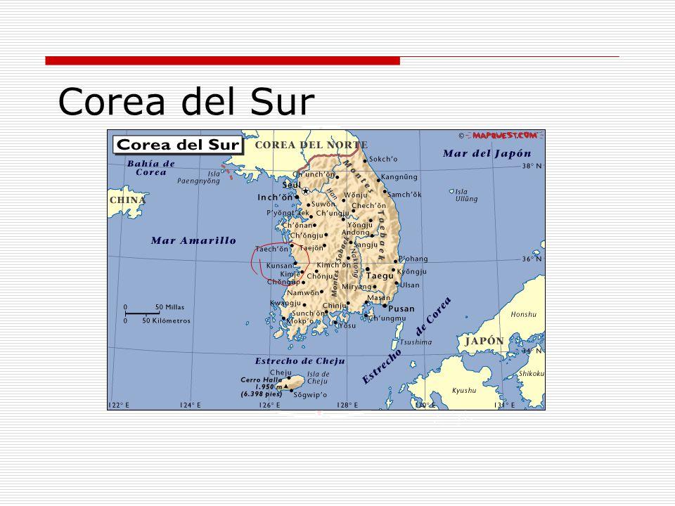 Corea del Sur Nació en Wa-Ryong-Ri Yong-chi-Myo n Chul Na Do