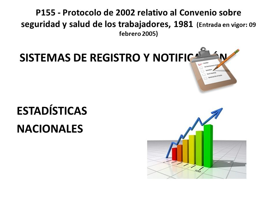 SISTEMAS DE REGISTRO Y NOTIFICACIÓN