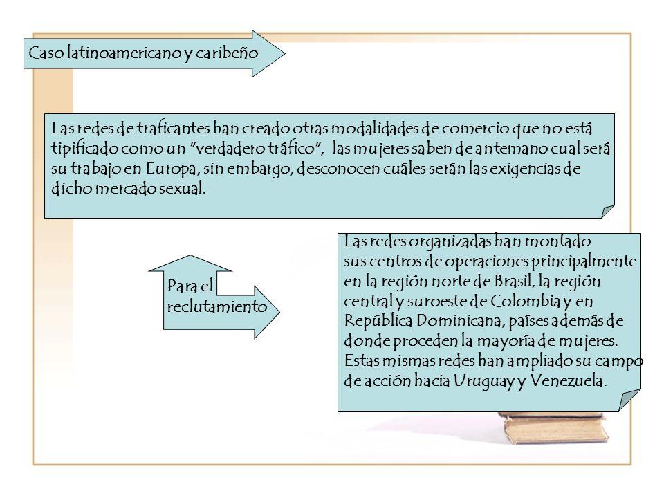 Caso latinoamericano y caribeño