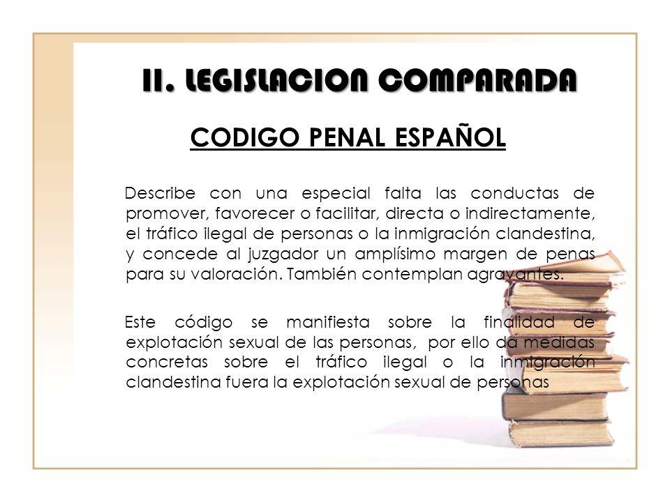 Delitos contra el orden migratorio rivera maquera deysi for Porte y trafico de estupefacientes codigo penal