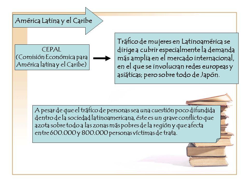 (Comisión Económica para América latina y el Caribe)