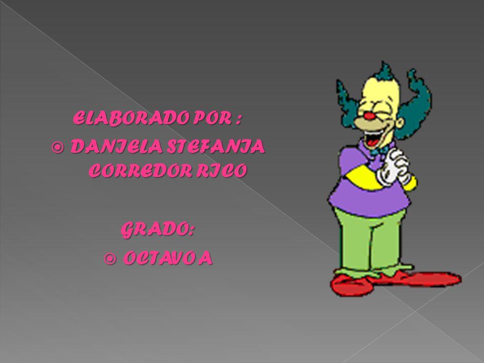 DANIELA STEFANIA CORREDOR RICO