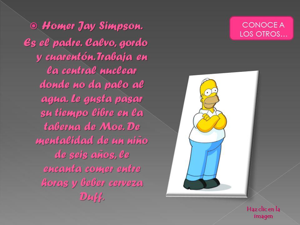 Homer Jay Simpson.