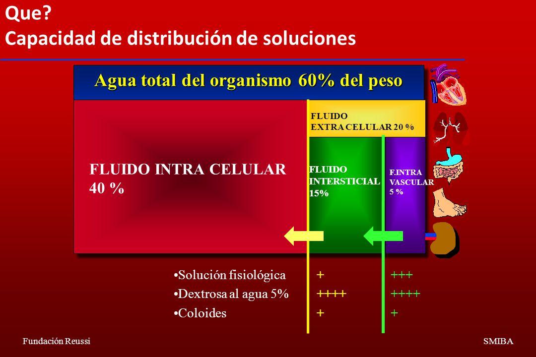 Que Capacidad de distribución de soluciones