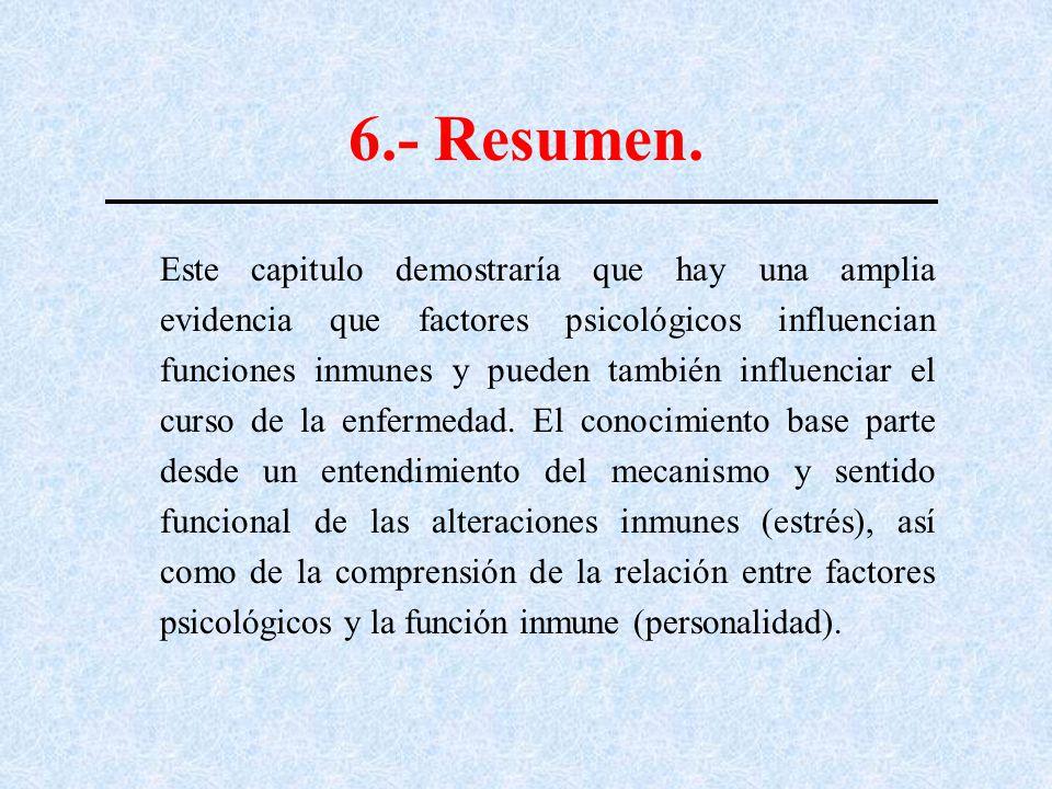 6.- Resumen.