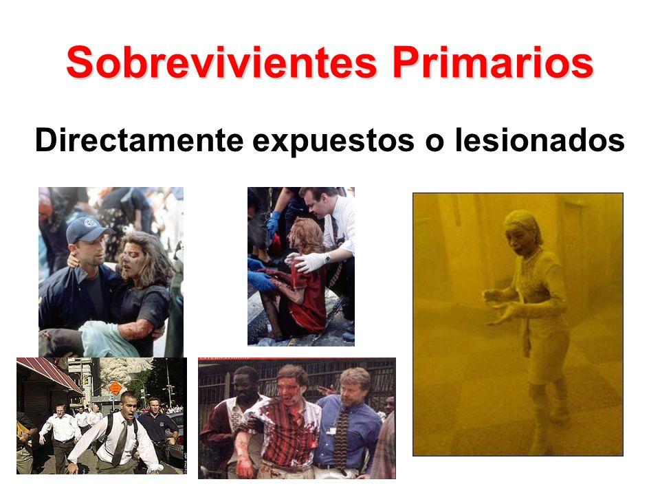 Sobrevivientes Primarios