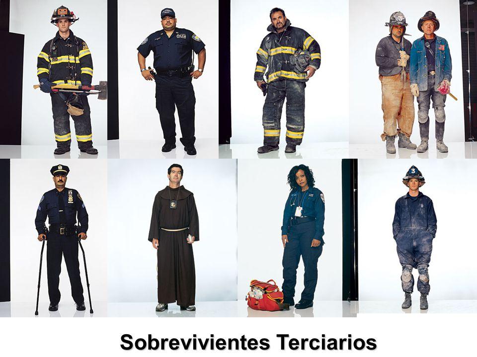 Sobrevivientes Terciarios