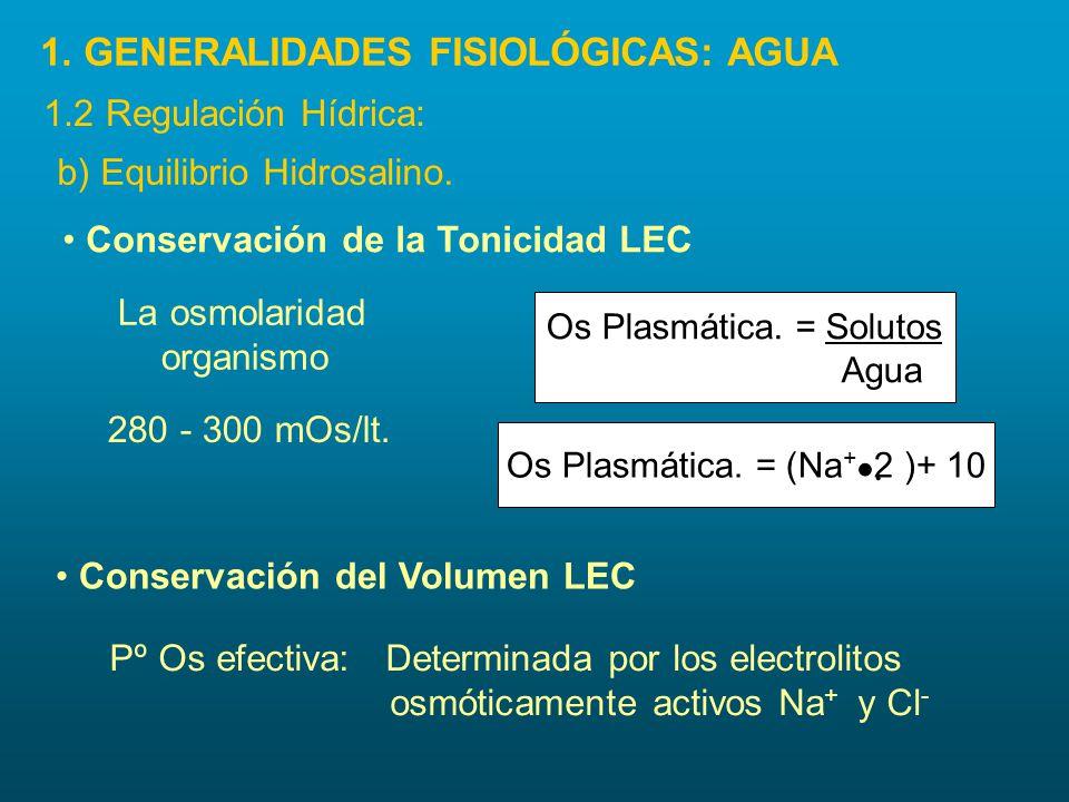 Os Plasmática. = Solutos