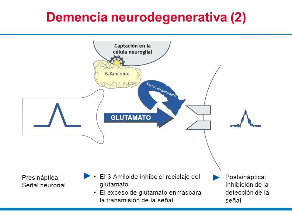 Demencia neurodegenerativa (2)