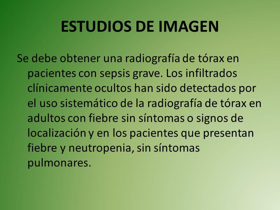 ESTUDIOS DE IMAGEN