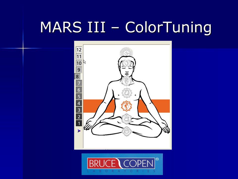 MARS III – ColorTuning