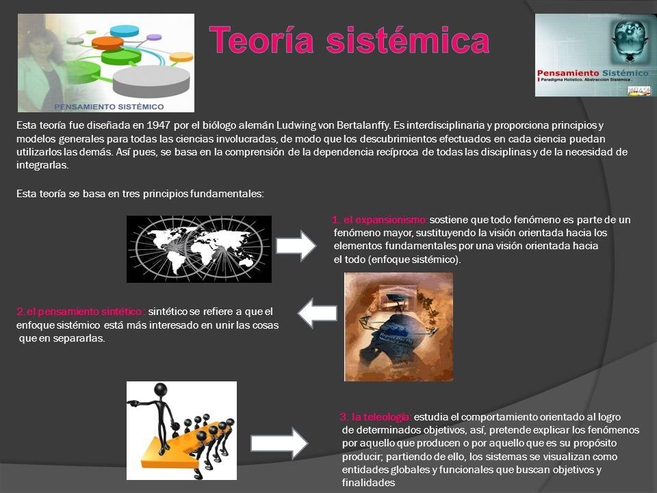 Teoría sistémica