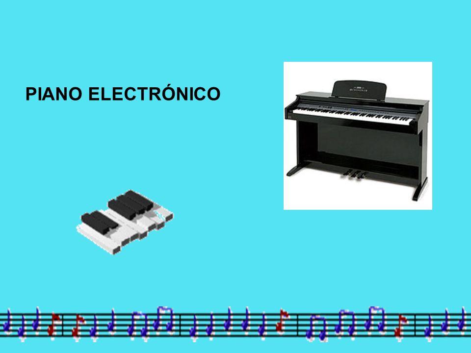 PIANO ELECTRÓNICO Marina