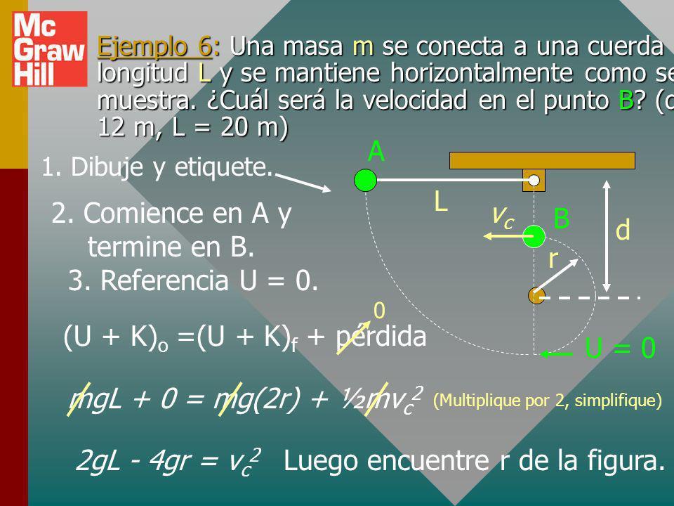 2. Comience en A y termine en B.