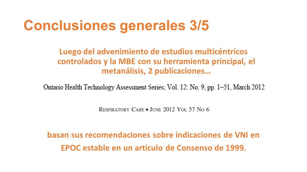 Conclusiones generales 3/5