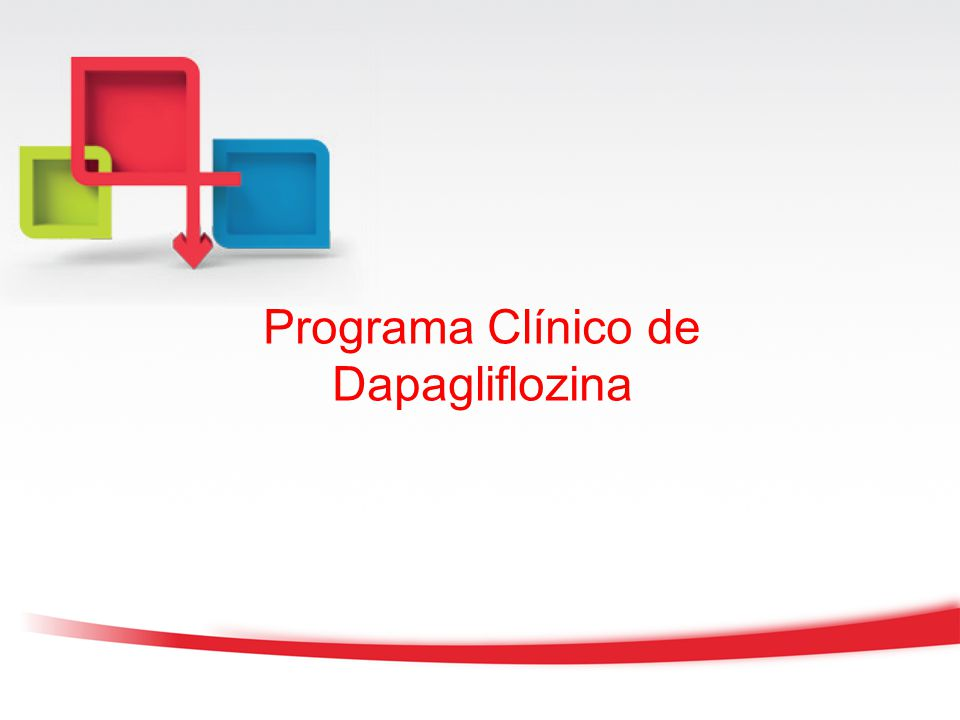Programa Clínico de Dapagliflozina