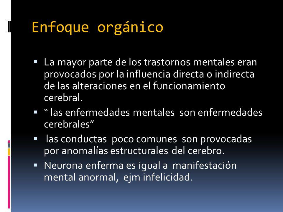 Enfoque orgánico