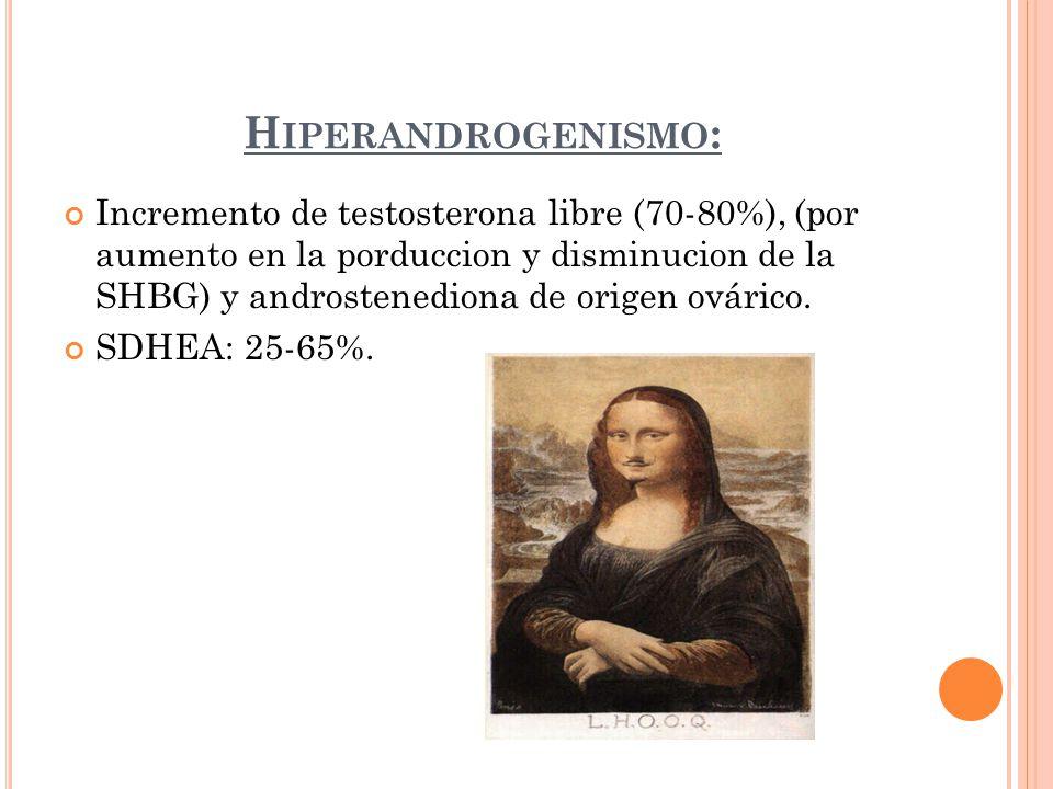 Hiperandrogenismo: