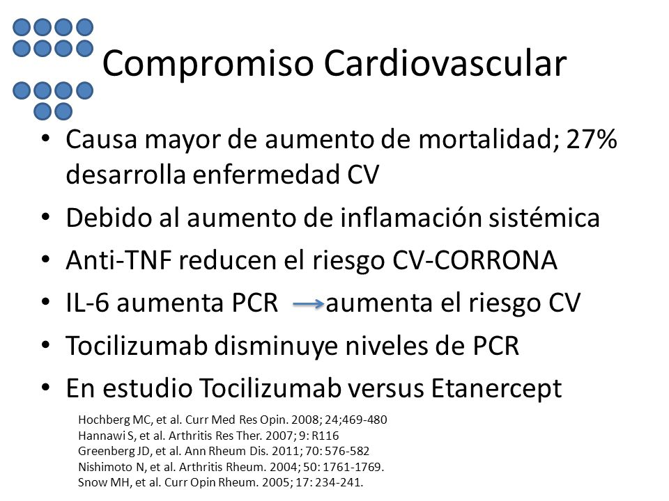 Compromiso Cardiovascular