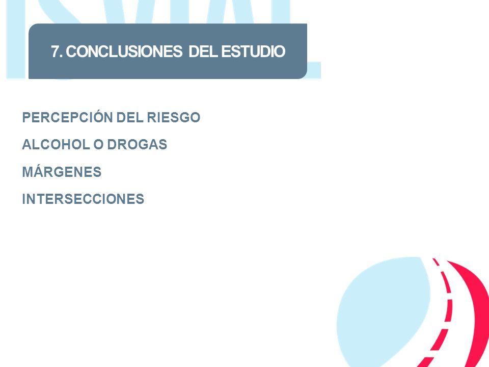 7. CONCLUSIONES DEL ESTUDIO