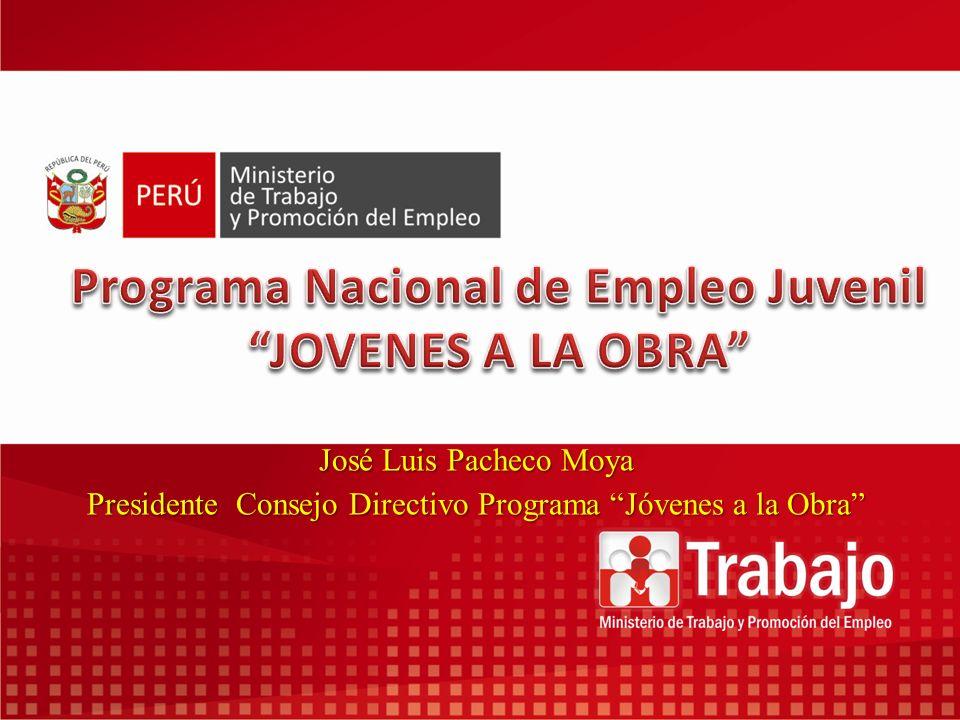 Programa Nacional de Empleo Juvenil